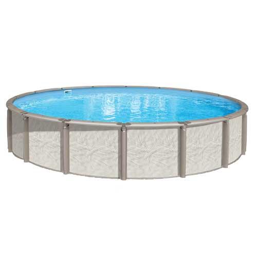 Trendium Azor 33 Round 54 Quot Deep Resin Above Ground Pool W