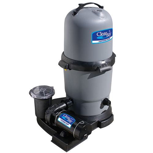 Waterway 100 sq. ft. Cartridge Filter System - 1 ½ hp Single Speed