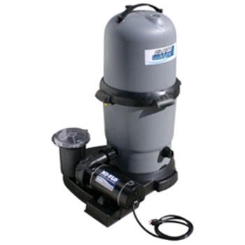 Waterway Clear Water Ii 200sqft Cartridge Filter System W