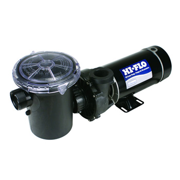 Waterway 1 hp Hi-Flo  Replacement Above Ground Pool Pump - 3' Nema Cord