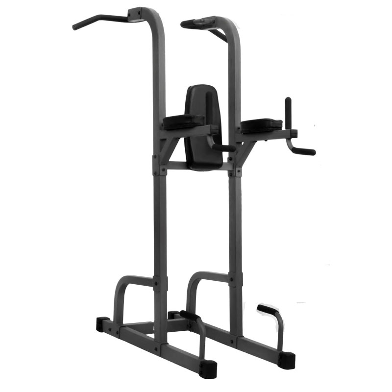 XMark VKR Vertical Knee Raise with Dip and Pull-up Station Power Tower
