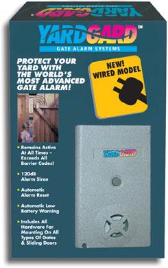 Yardguard Yg04 Door Gate Alarm Hard Wired Yg04