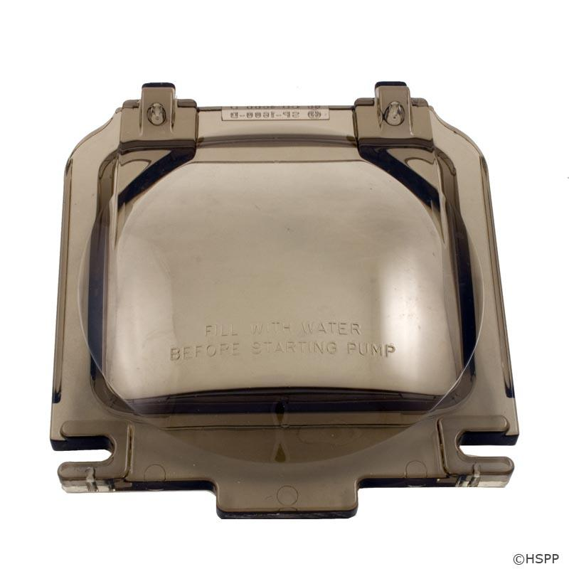 Strainer Cover Clear Lexan Spx1600d