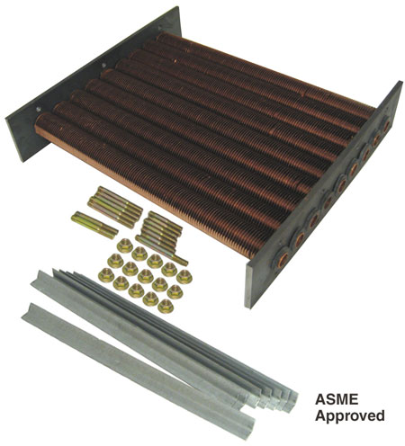 Raypak Model 265 Tube Bundle Asme 006733f